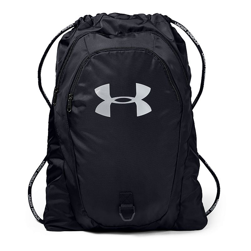 Under Armour Undeniable 2.0 Drawstring Backpack, Black