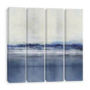 Artissimo Designs Perspective I Canvas Wall Art 4-piece Set