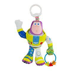 Disney's Toy Story Buzz Lightyear Clip & Go by Lamaze
