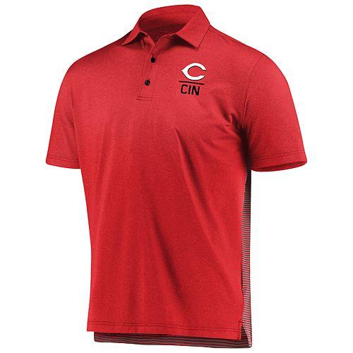 Men's Under Armour Cincinnati Reds Polo