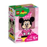 Disney's Minnie Mouse LEGO DUPLO Disney My First Minnie Build 10897