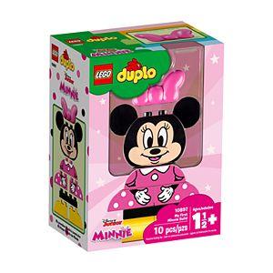 Disney's Minnie Mouse LEGO DUPLO Disney My First Minnie Build 10897