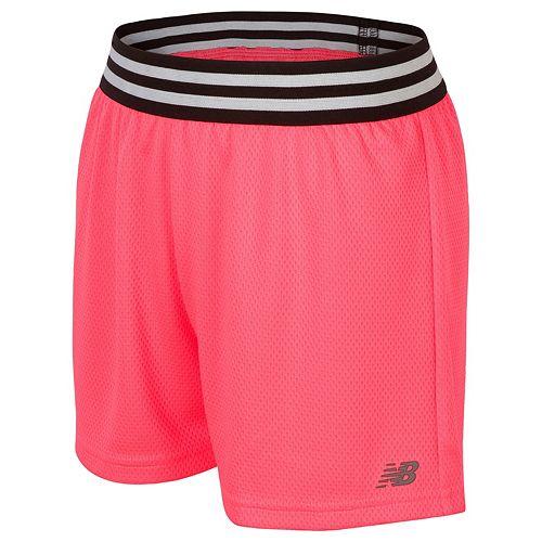Girls 7-16 New Balance Core Shorts