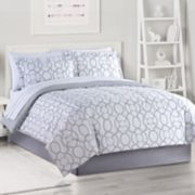 The Big One® Trellis Reversible Bedding Set