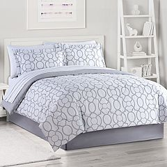 The Big One® Trellis Reversible Bedding Set