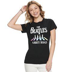 Juniors' Beatles Abbey Road Graphic Tee