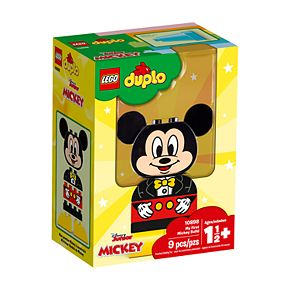 Disney's Mickey Mouse LEGO DUPLO Disney My First Mickey Build 10898