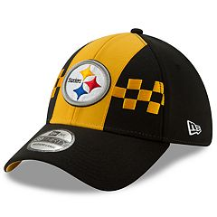 5f54c63d002 Adult 39THIRTY Pittsburgh Steelers Baseball Cap Hat