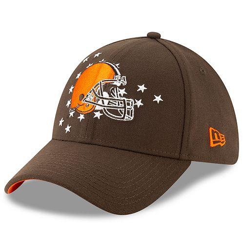 aac9765b071780 Adult New Era Cleveland Browns 39THIRTY Draft Flex-Fit Cap