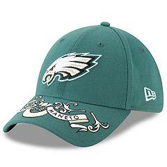 9f8e5e7af1d5b Adult New Era Philadelphia Eagles 39THIRTY Draft Flex-Fit Cap