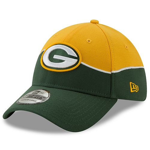 Adult 39THIRTY Green Bay Packers Baseball Cap Hat