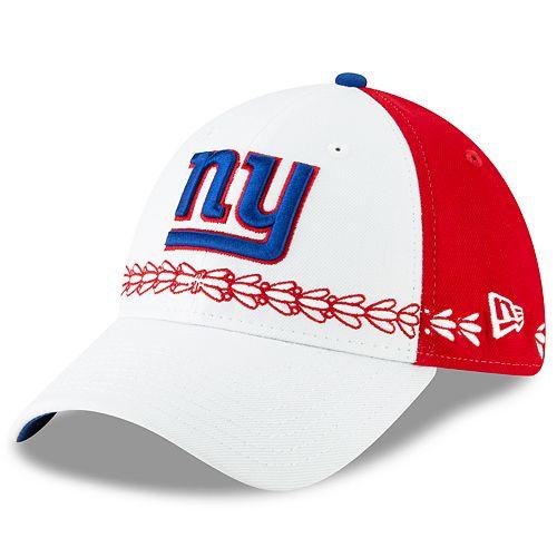 Adult New Era New York Giants 39THIRTY Draft Flex-Fit Cap