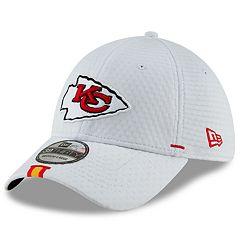 f8b4d0f8 Adult New Era Kansas City Chiefs 39THIRTY Training Flex-Fit Cap