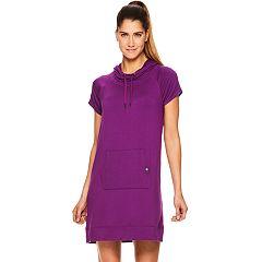 Women's Gaiam Bliss Short Sleeve Yoga Dress