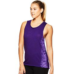 Women's Gaiam Ana Graphic Yoga Tank