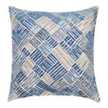 Spencer Home Decor Linus Geometric Decorative Throw Pillow
