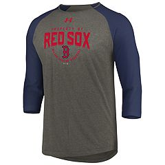 3ccfa7b0d Men's Under Armour Boston Red Sox Raglan Tee