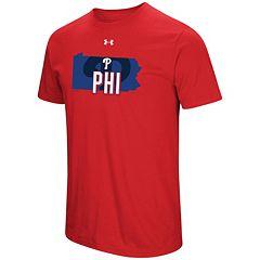 Men's Under Armour Philadelphia Phillies State Tee