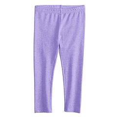 Baby Girl Jumping Beans® Solid Leggings