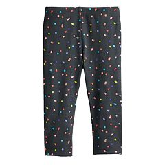 Baby Girl Jumping Beans® Printed Leggings