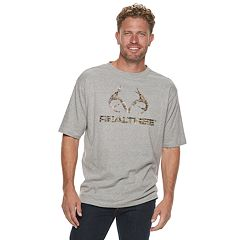 Men's Realtree Logo Tee
