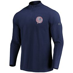Men's Under Armour New York Yankees 1/4 Zip Pullover