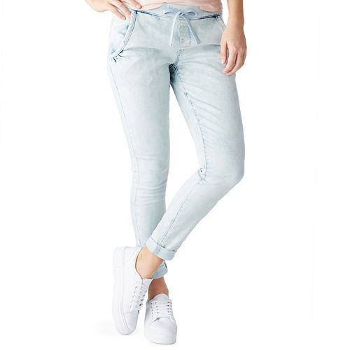 Juniors' DENIZEN from Levi's® Low Rise Jogger Jeans