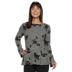 Women's ELLE™ Peplum Top