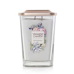 Yankee Candle Elevation Collection Passionflower Large Square Candle