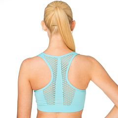 Spalding Lightbeam Seamless Medium-Impact Sports Bra 8180-00