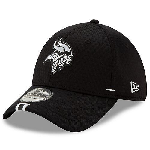 Adult New Era Minnesota Vikings 39THIRTY Training Flex-Fit Cap
