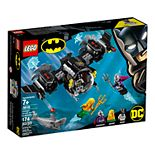 LEGO Super Heroes Baan Batsub and the Underwater Clash 76116