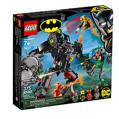 LEGO Super Heroes Baan Mech vs. Poison Ivy Mech 76117