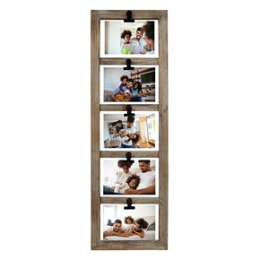 New View Gifts 5-Opening Windowpane Collage Frame