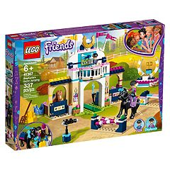 LEGO Friends Stephanie's Horse Jumping 41367