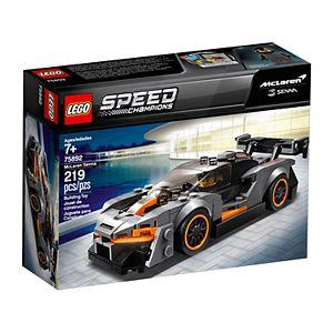 478 T LEGO® 75893 Dodge Challenger SRT Demon+1970 Dodge Charger R//T ab 7+J NEU