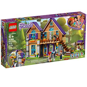 Topmoderne LEGO Friends Mia's Camper Van Set 41339 DA-67