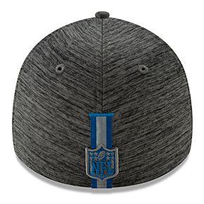 Adult New Era Detroit Lions 39THIRTY Training Flex-Fit Cap