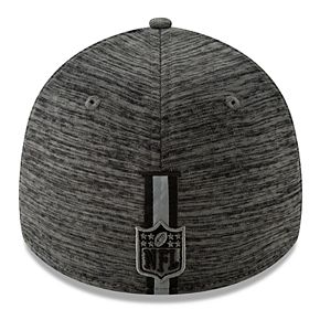 Adult New Era Oakland Raiders 39THIRTY Training Flex-Fit Cap