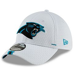 online retailer 57c04 800cc Adult New Era Carolina Panthers 39THIRTY Training Flex-Fit Cap