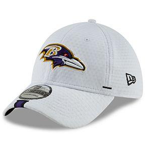 Adult New Era Baltimore Ravens 39THIRTY Training Flex-Fit Cap
