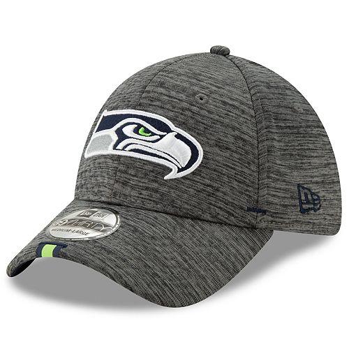Adult New Era Seattle Seahawks 39THIRTY Training Flex-Fit Cap
