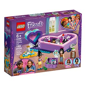 LEGO Friends Heart Box Friendship Pack 41359