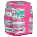 Girls 7-16 New Balance Printed Performance Shorts