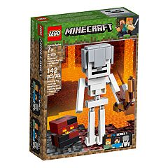 LEGO Minecraft Skeleton BigFig with Magma Cu21150