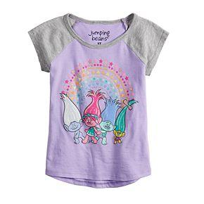 Toddler Girl Jumping Beans® DreamWorks Trolls Rainbow Graphic Tee