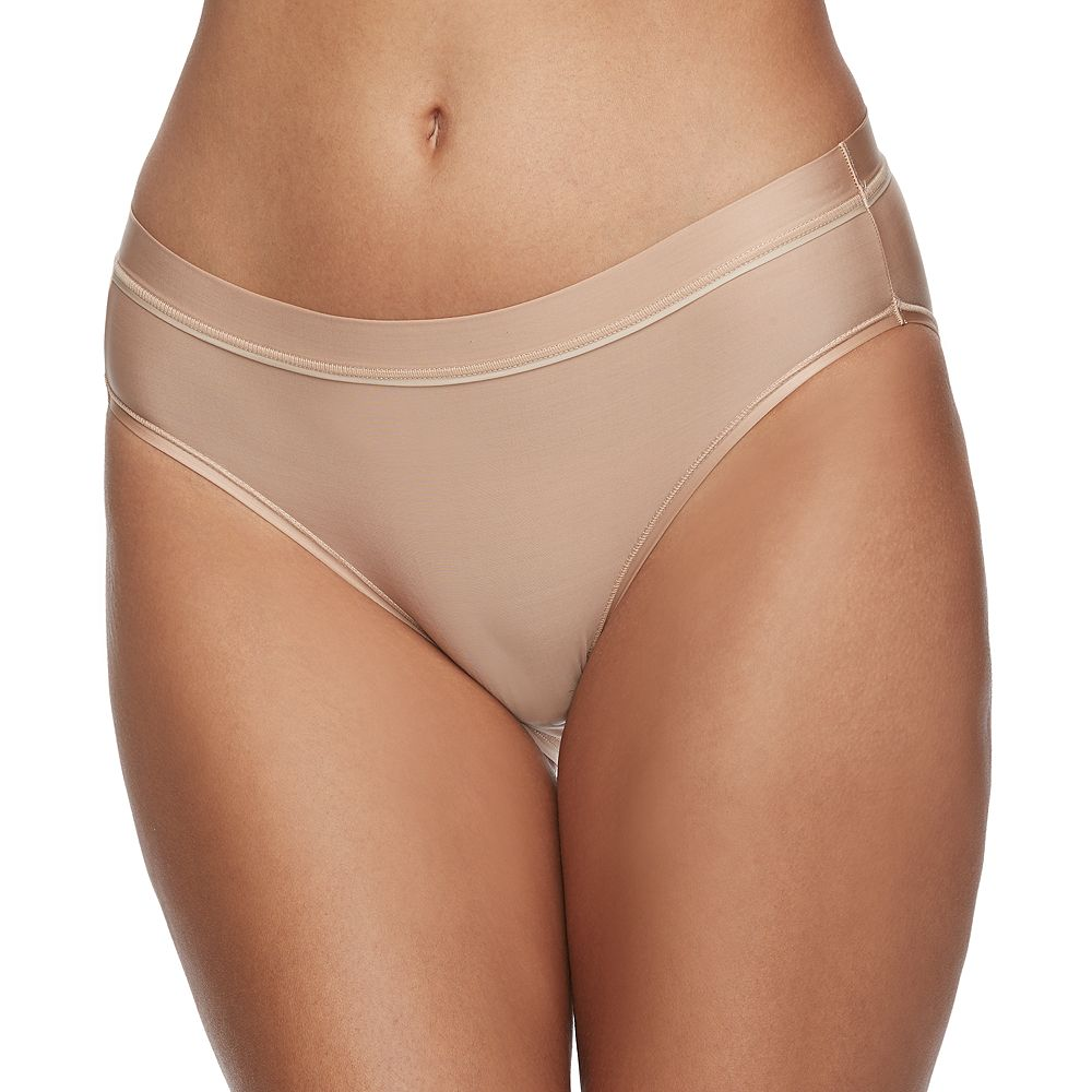 Women's Vanity Fair® Light & Luxe Bikini Panties 18196