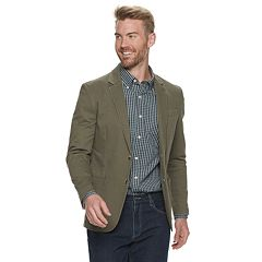 Men's SONOMA Goods for Life™ Garment-Washed Stretch Sport Coat