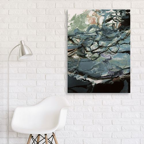 Artissimo Designs Lunar Pool Wall Art