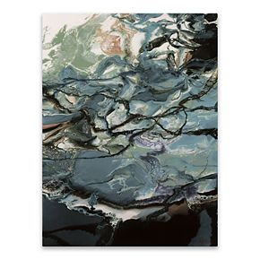 Artissimo Designs Lunar Pool Wall Art